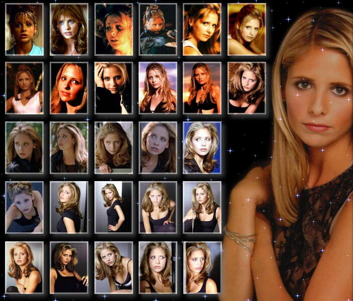 27 photos + 1 de Buffy