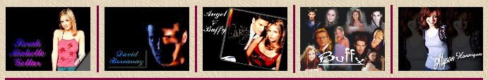 640x480 : n°24 (SMG) ; 25 (Angel) ; 26 (Buffy & Angel) ; 27 (Buffy Cast) ; 28 (Alyson H.)