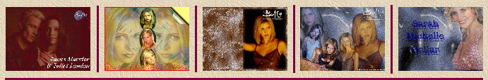 800x600 : n°54 (Spike & Dru) ; 55, 56, 57 & 58 (Buffy / SMG)