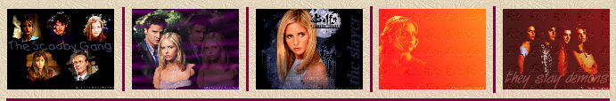 800x600 : n°119 (Scooby Gang); 120 (Buffy & Angel); 121 & 122 (Buffy); 123 (Scooby Gang)