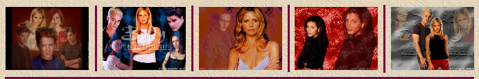 800x600 : n°124 (Buffy cast); 125 (Buffy Cast); 126 (Buffy & Giles); 127 (Cordelia); 128 (Buffy & Spike)